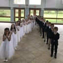 2019 First Communion photo album