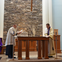 Mass of Altar Dedication photo album thumbnail 21