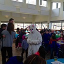 Children's Pancake Breakfast and Easter Egg Hunt, 2017